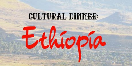 Cultural Dinner: Ethiopia tickets