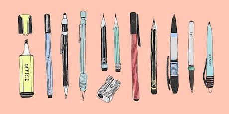 Chinese Reading Month – Creative Writing Workshop 创意写作技巧讲座 tickets