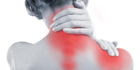 Understanding Chronic Pain tickets