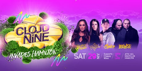 Cloud Nine Hamilton tickets