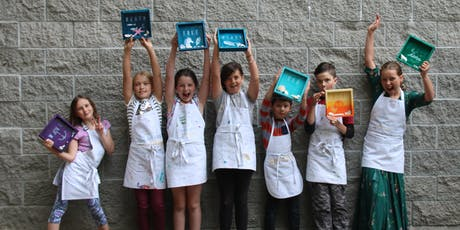 Summer Fine Art Camp, Ages 9-12 (Week 3: August 19-23) tickets