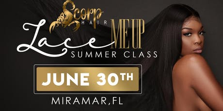 Lace Me Up Summer Class  tickets