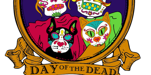 2019 Day of the Dead 1 Mile, 5K, 10K, 13.1, 26.2 - Cincinnati