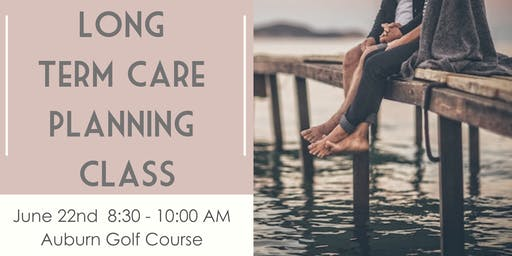 FREE Long Term Care Planning Class - Breakfast Included