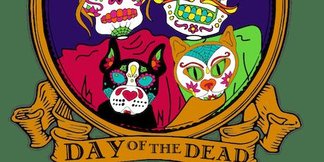 2019 Day of the Dead 1 Mile, 5K, 10K, 13.1, 26.2 - Nashville tickets