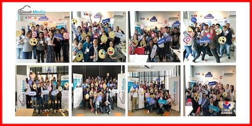 Facebook Partner - Facebook & Instagram Advertising Workshop (Beg + Int + Adv) - HRDF Claimable (July)