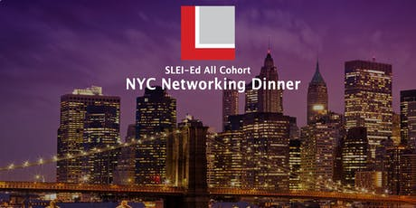 NYC Stanford Latino Entrepreneurship Initiative (SLEI-Ed) Alumni Dinner tickets
