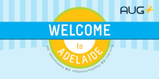 AUG Plus Adelaide New Students Welcome Day, Sem 2, 2019