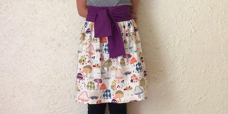 Learn How to Sew an Apron - Intermediate Level  tickets