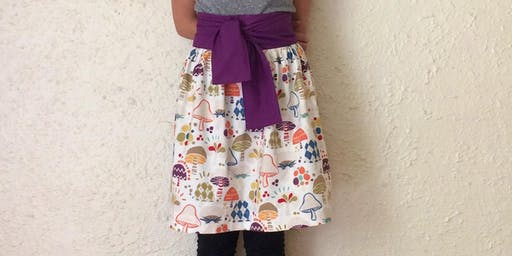 Learn How to Sew an Apron - Intermediate Level