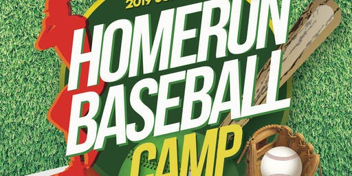 Homerun Baseball Camp with Hardball Instructional Services