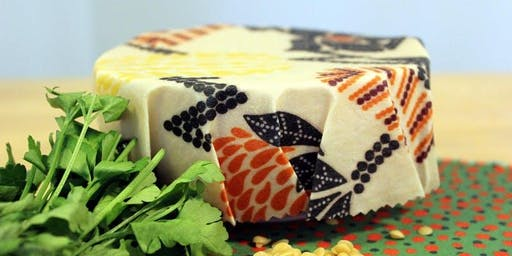 School Holiday Beeswax Wraps for Kids