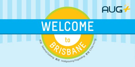AUG Plus Brisbane New Students Welcome Day, Sem 2, 2019 tickets