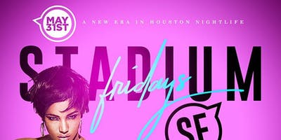 Stadium Fridays @ SPIRE HOUSTON
