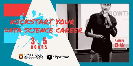 Kickstart your Data Science Career tickets