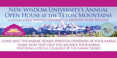 New Wisdom University's Annual Open House