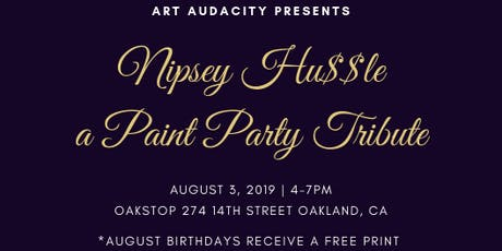 Art Audacity tickets