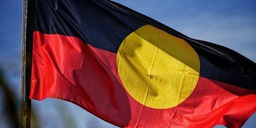 SETAC; NAIDOC Flag Raising Ceremony