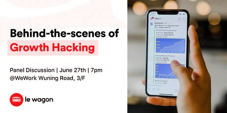 [Panel Discussion] Behind-the-scenes on Growth Hacking tickets