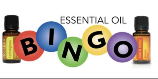 Essential Oil Bingo