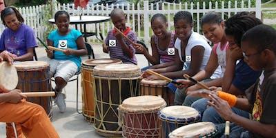 TMOAR Drum Institute - Summer youth classes