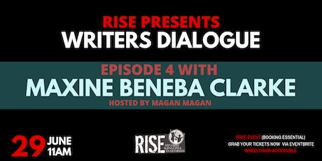 RISE Writers Dialogue tickets