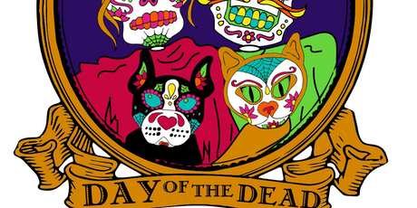 2019 Day of the Dead 1 Mile, 5K, 10K, 13.1, 26.2 - Alexandria tickets