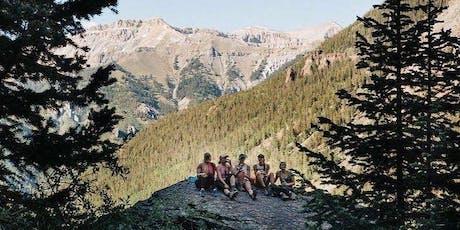 Women's Rustic Rocky Mtn Yoga, Hiking, SUP Retreat tickets