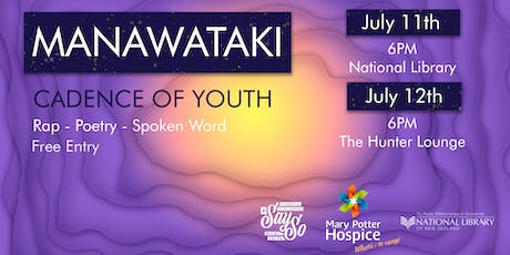 Manawataki - Cadence of Youth tickets