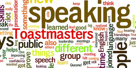 Public Speaking Meetup with Pyrmont Toastmasters tickets
