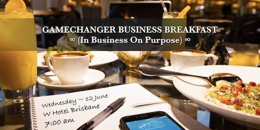 Gamechanger Business Breakfast