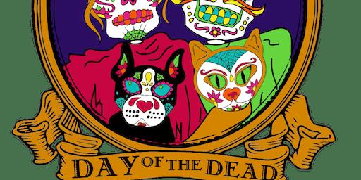 2019 Day of the Dead 1 Mile, 5K, 10K, 13.1, 26.2 - Denver