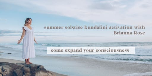 SUMMER SOLSTICE KUNDALINI YOGA + MEDITATION EXPERIENCE WITH ACUPUNCTURE
