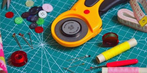 The Art of Textiles (Learn to Sew & Skill-building) CAMP