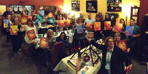 Paint and Sip at Lester Family Cellars