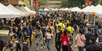 Chinatown Street Festival - Experience the Silk Road