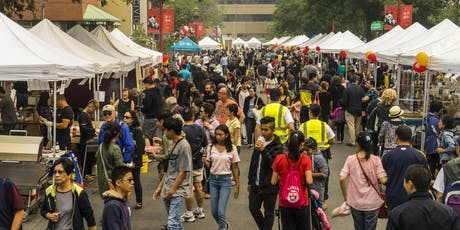 Chinatown Street Festival - Experience the Silk Road tickets