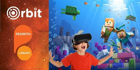 Term 3 Activity - Virtual Reality Minecraft tickets