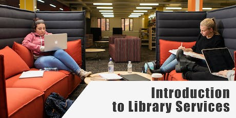 Introduction to Library Services tickets