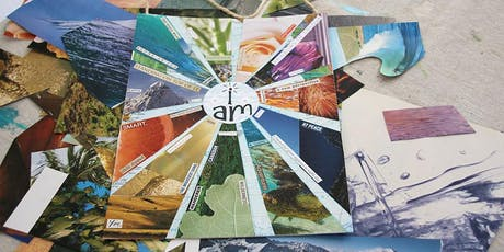 "1-Day Art Camp: ""I AM"" Collage (ages 10+) tickets"