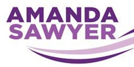 Councilwoman-Elect Amanda Sawyer - Wind Down the Debt Meet & Greet  tickets