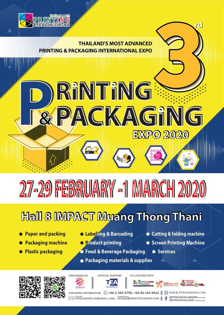 Best Inkjet Printers 2020 Printing & Packaging Expo 2020 Tickets, Thu, Feb 27, 2020 at 10:00