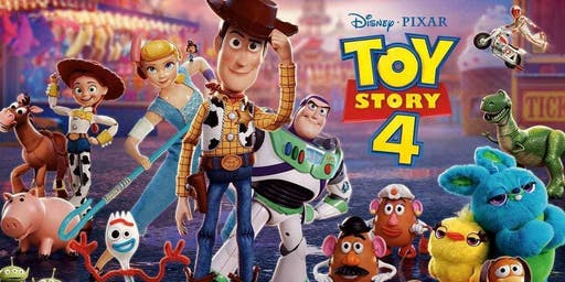 Toy Story 4 Movie Fundraiser!