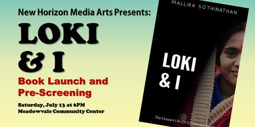 LOKI and I - Pre-screening and Book Launch!