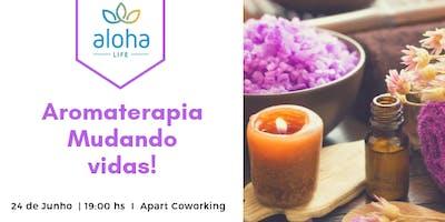 Aromaterapia é Saúde