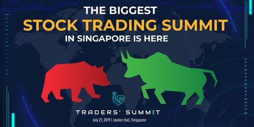 Join the BIGGEST STOCK MARKET SUMMIT in Singapore!