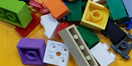 Lego Competition at Cessnock Library –ages 5+ - limit of 20 - CHA tickets