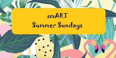 smART Summer Sundays - Colour Therapy Workshop