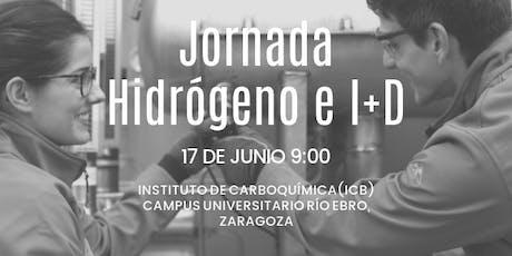 Jornada Hidrógeno e I+D entradas