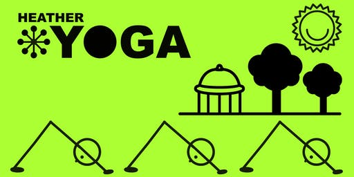 Yoga and Meditation in the Park 18th August